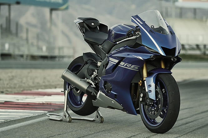 Updated for 2017 - the Yamaha YZF-R6