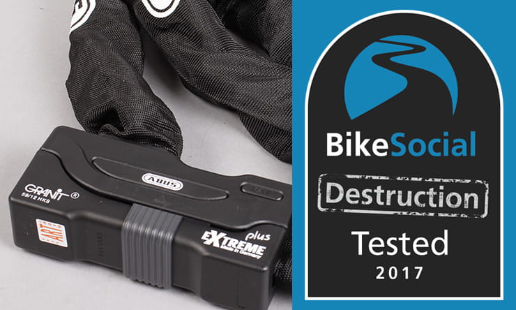 Granit Extreme 59 tested to destruction by BikeSocial