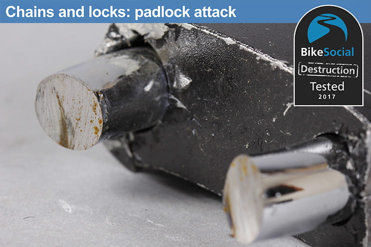 Tested: Pewag VKK 12x45 and Mul-T-Lock NE14L padlock review after a padlock attack