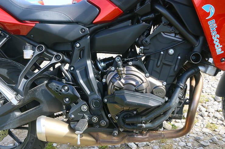 honda nc750x motor