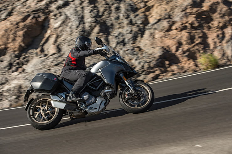 Ducati Multistrada 1260 BikeSocial Review