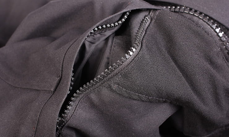 Richa Cyclone trousers review