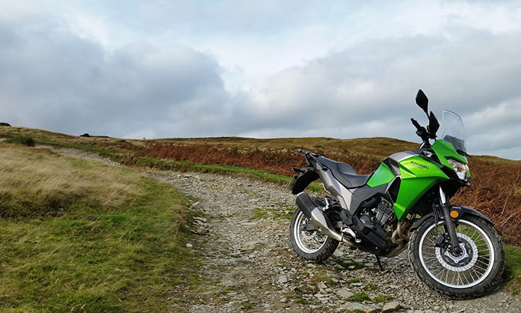 2017 Kawasaki Versys-X 300 review