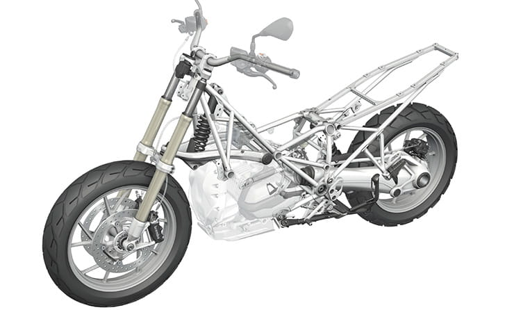 BMW R1200GS and GSA fork safety recall