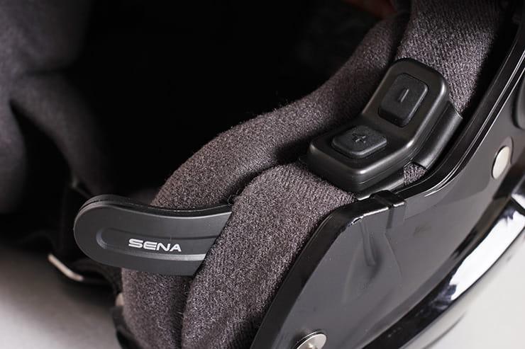SENA 10U Bluetooth Headset & Intercom