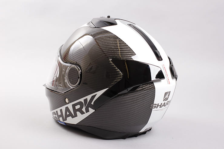 Tested: Shark Spartan helmet review