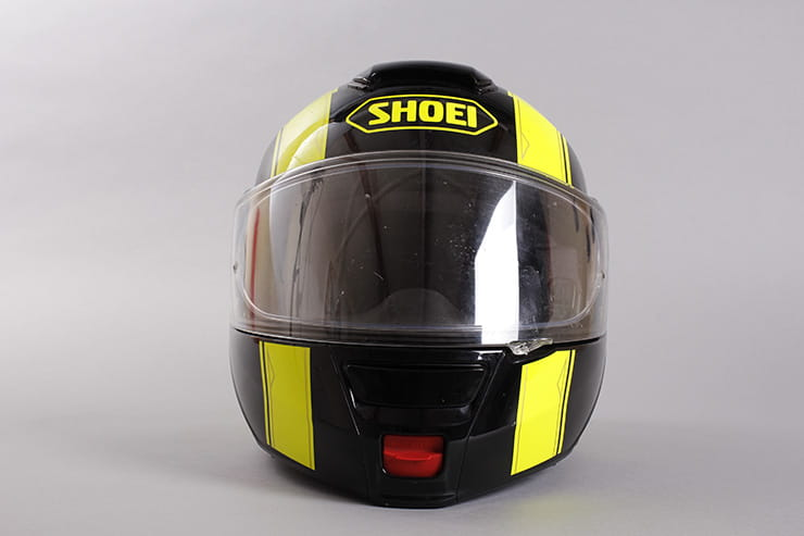 Shoei Neotec front view