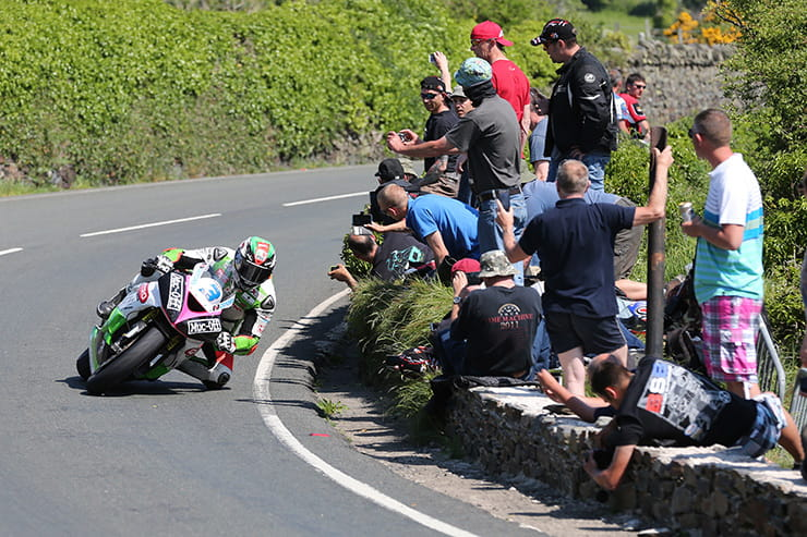 Isle of Man TT spectator guide