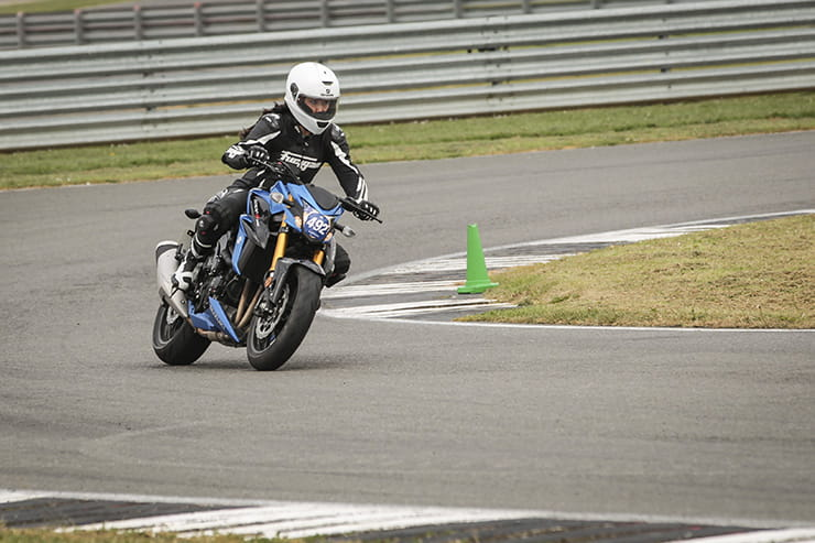 Silverstone ladies skills track day