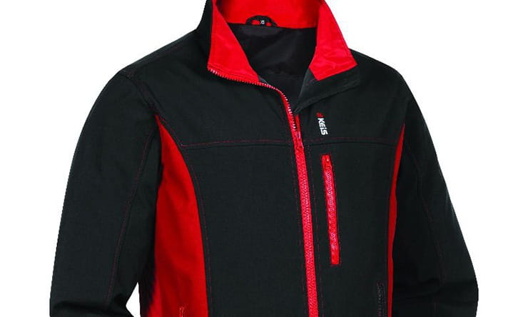 Keis heated jacket