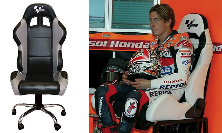 MotoGP chair