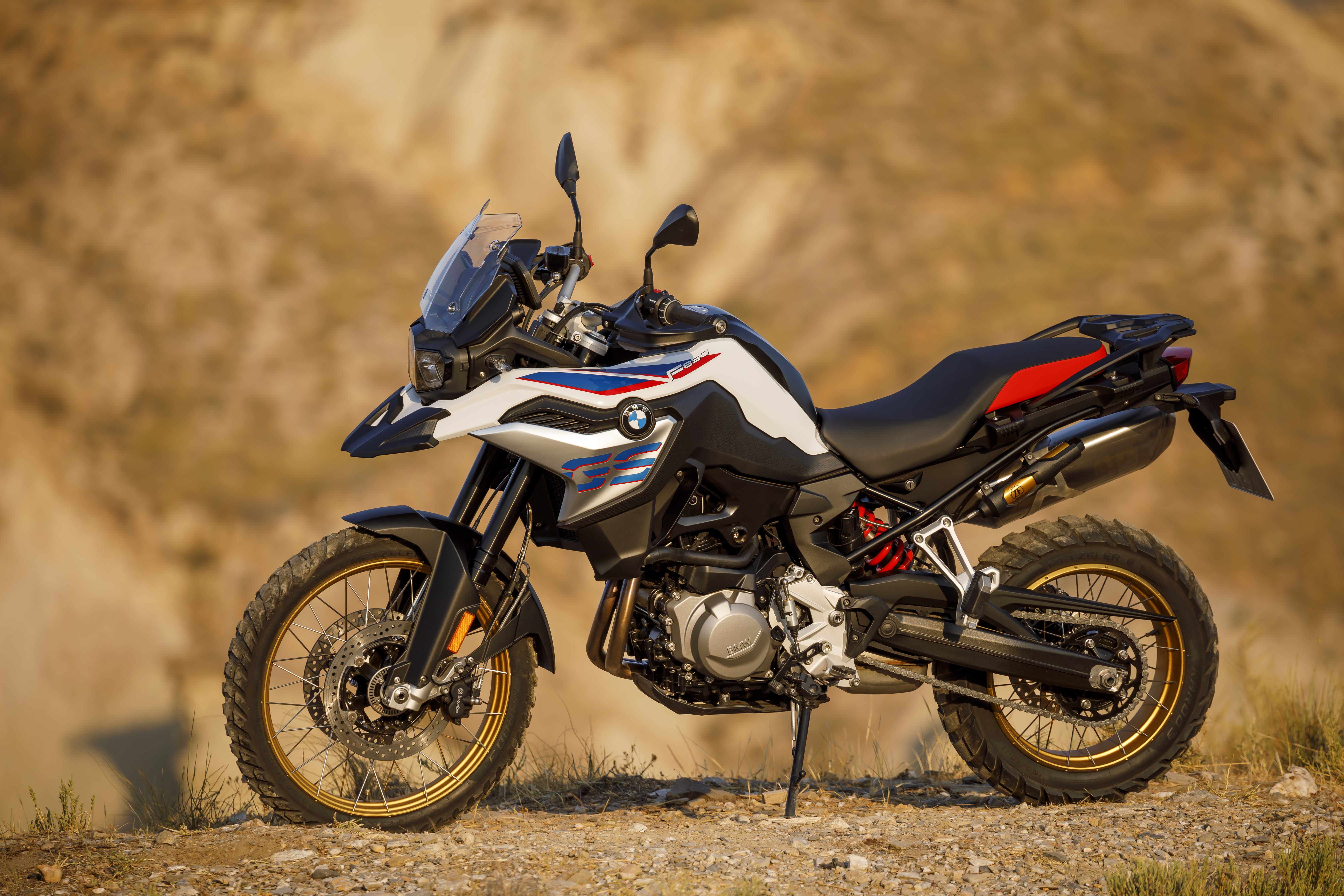 2018 BMW F750 GS and F850 GS