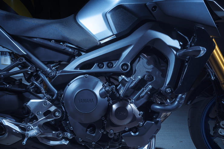 2018 Yamaha MT09 SP