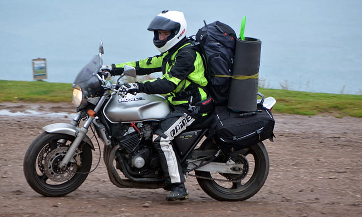 BikeSocial shows you how to keep the weight down on your next motorcycle tour