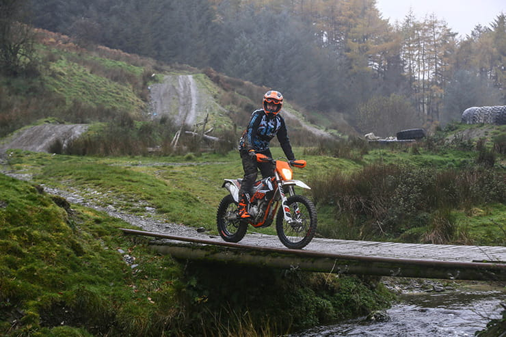KTM Freeride 250F BikeSocial Review