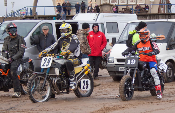 BikeSocial tries out the Mablethorpe beach races