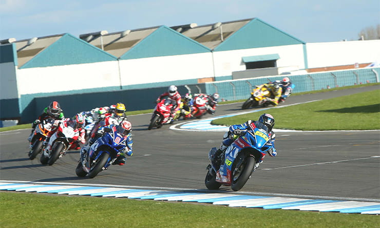 2018 British Superbike Calendar Released Schedule Race Dates