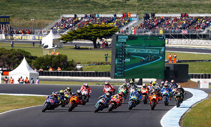Amy Dargan Philip Island MotoGP Review