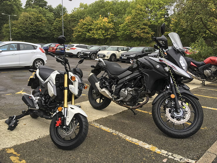 Honda Grom Review >> Two Weeks With A Honda Grom Video Review