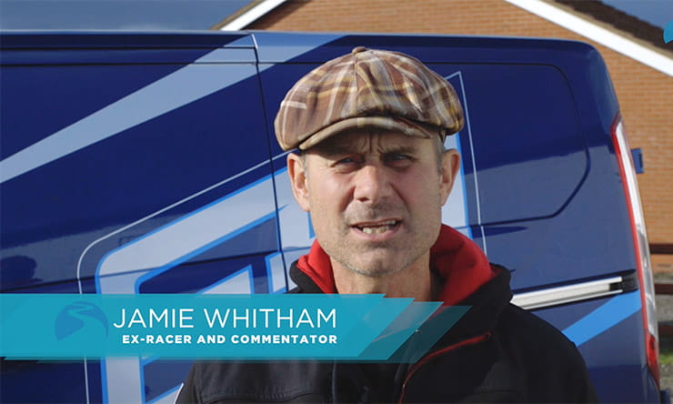 Jamie Whitham BSB Preview for BikeSocial