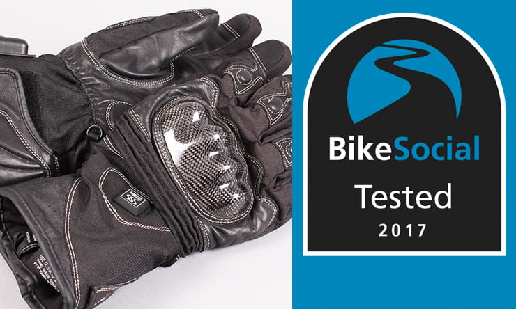 Keis X800i heated gloves review