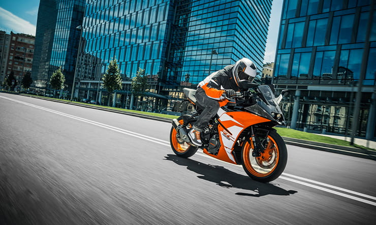 2017 KTM RC 125 Offers