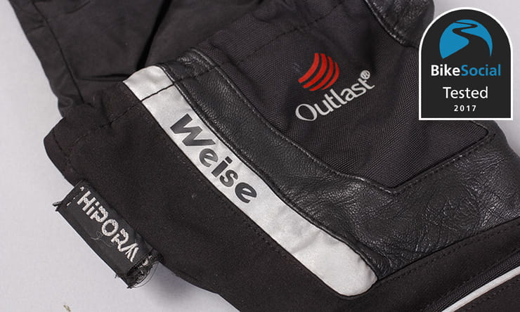 Weise Outlast Strada Gloves Review