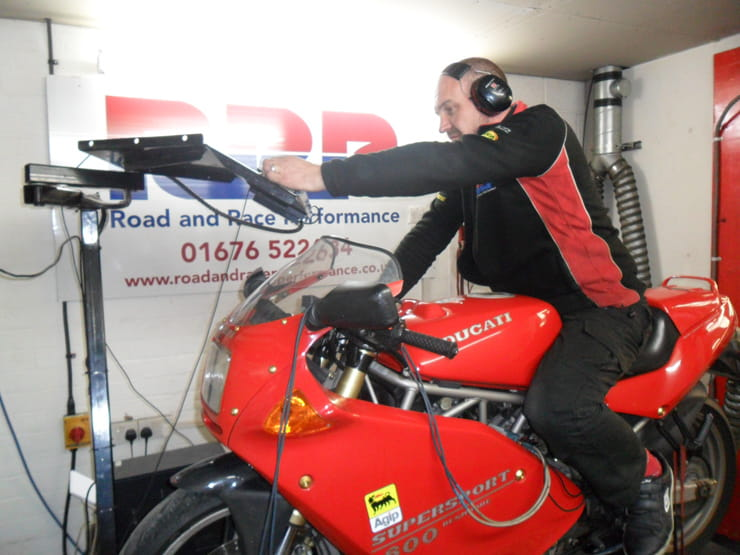 Road and Race Performance Dyno Tune and Race Shop Coventry