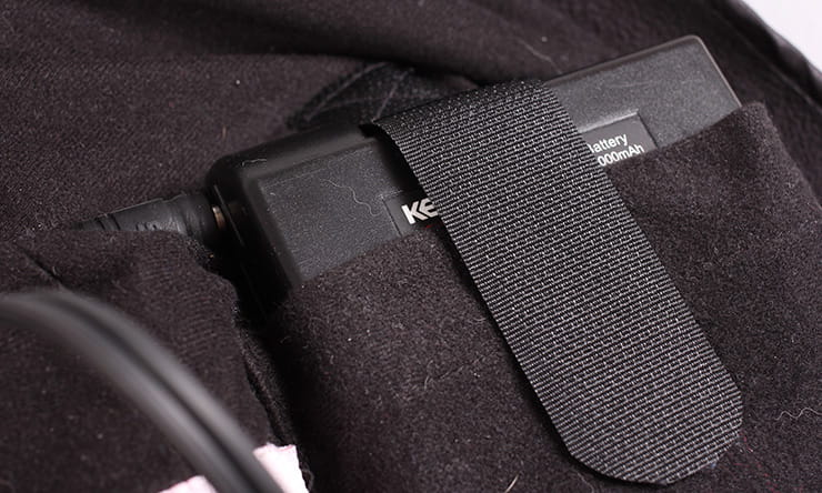 Keis X30 heated vest BikeSocial review