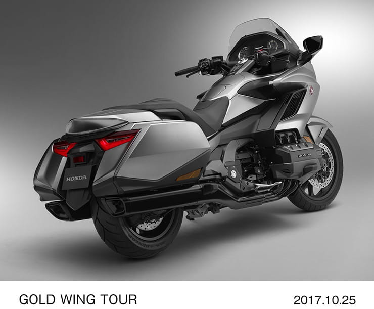 2018 Honda Gold Wing: it's official   Tokyo Motor Show