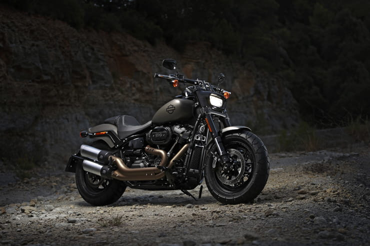 Harley Davidson Fat Bob >> Harley Davidson 2018 Fat Bob First Ride Review
