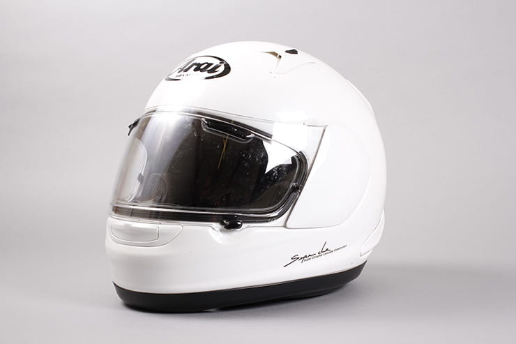 Arai Quantum ST Review