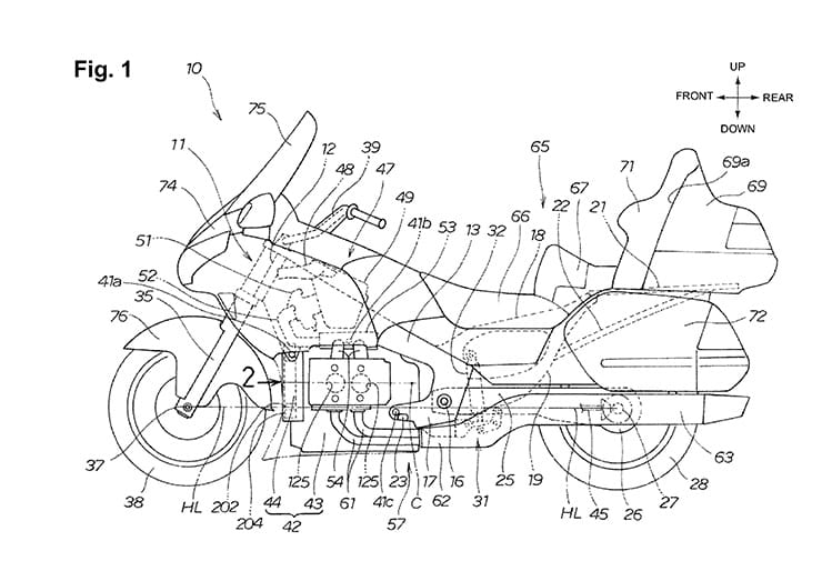 Honda's new Gold Wing: Tech secrets revealedBennetts Insurance