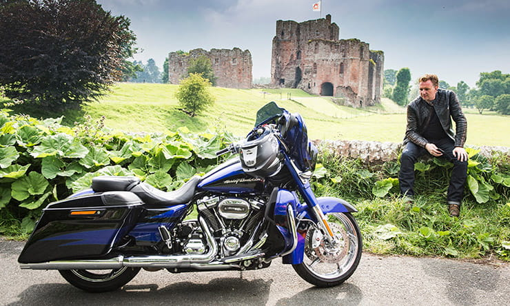 2017 Harley Davidson CVO Street Glide road test review