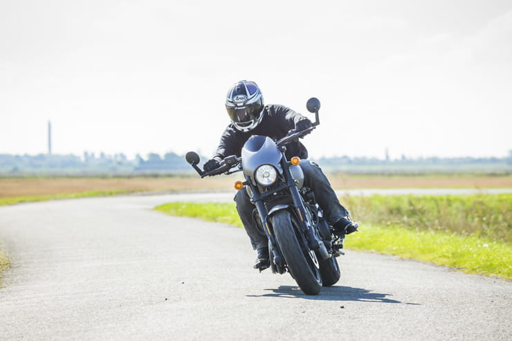 2017 Harley-Davidson Street Rod road test review