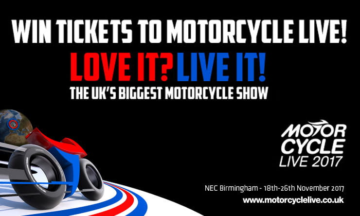 Motorcycle Live Competiton