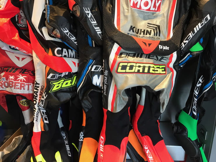 BikeSocial looks at the Dainese Race Truck