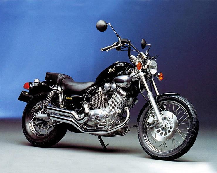 Yamaha-XV-535-Virago
