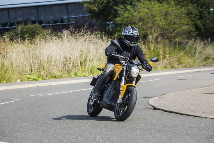 2017 Zero S 6.5 Road test review