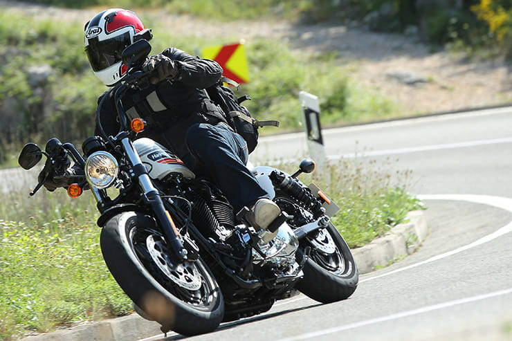 Harley-Davidson Forty Eight Special Review