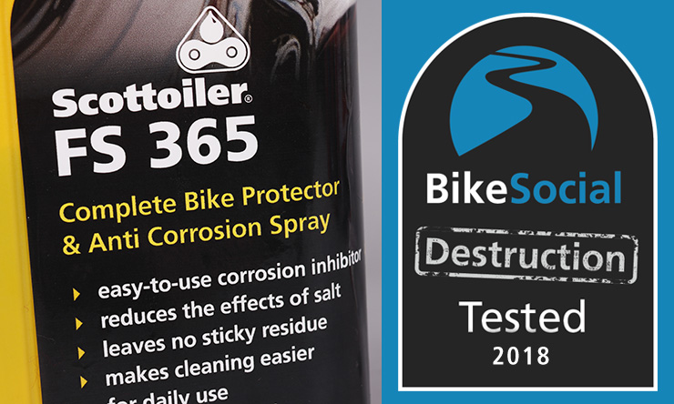 Tested: Scottoiler FS 365 corrosion protectant review