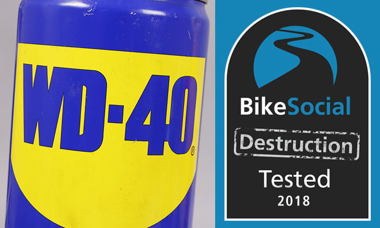Tested: Original WD-40 corrosion protection review