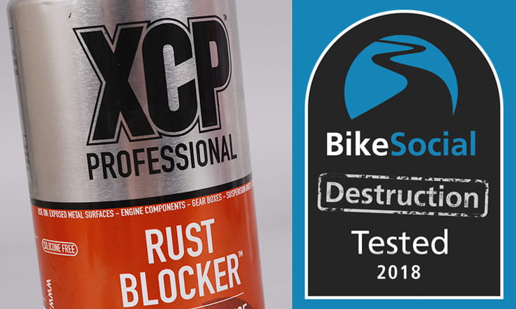 Tested: XCP Rust Blocker corrosion protectant review