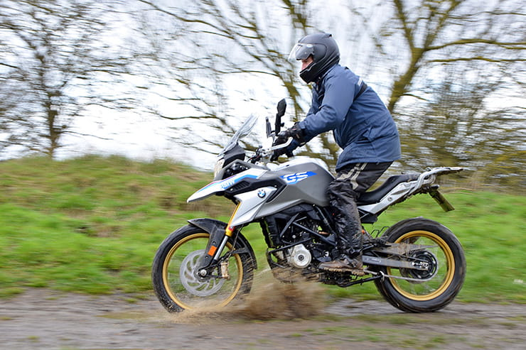 Rally Raid BMW G310GS Adventure Review