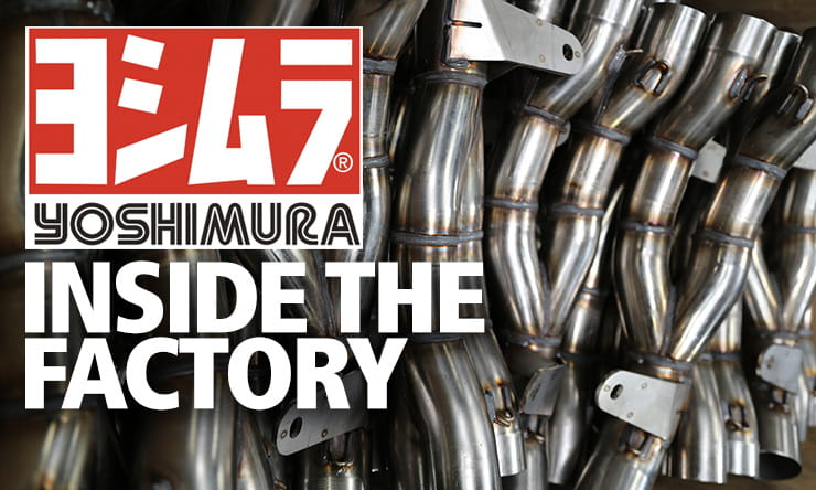 Inside Yoshimura | How motorcycle exhausts are made