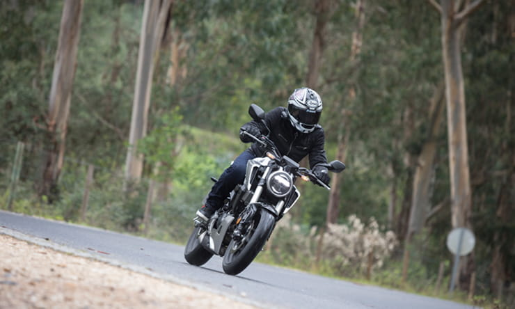 If you are new to riding and looking to improve your cornering, here