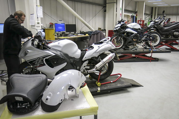 Repairing your bike after an accident | Motorcycle insurance FAQ