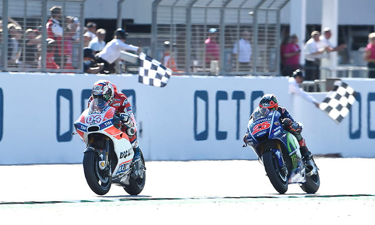 Silverstone MotoGP pit walk tickets for just £20