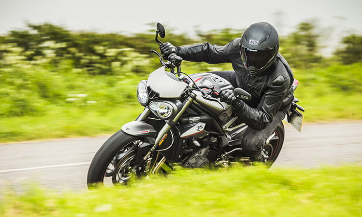 Triumph Street Triple (2018) BikeSocial Review