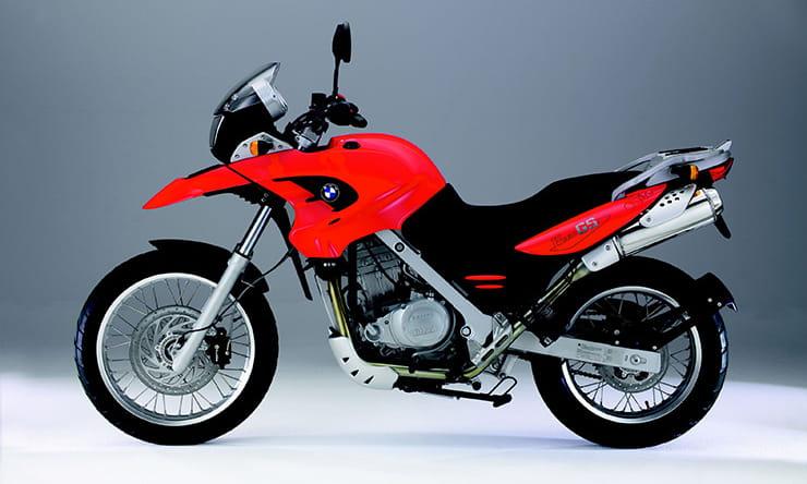 For BMW F 650 650 GS Dakar ABS 2002 For BMW Black Grips